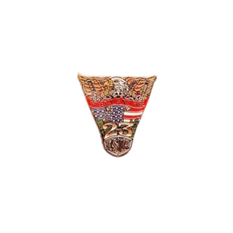 USMA 2023 Crest Lapel Pin
