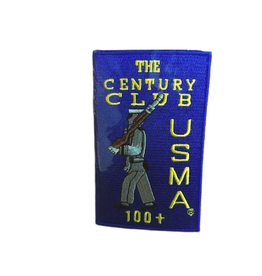 Century Club Patch<br /> (2 x 3 inches)