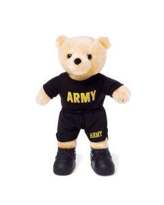 U.S. Army Bear in PT Uniform (10 inch)