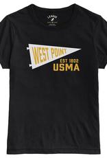 West Point Pennant Tee (Women's/League)