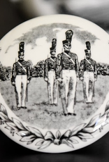 Cadet Trinket Box (Black/West Point China)