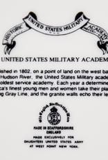 Cadet Trinket Box (Blue/West Point China)