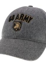 Gray Flannel GO ARMY BEAT NAVY Baseball Cap (Legacy)