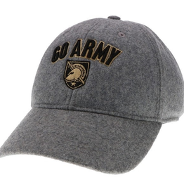 Gray Flannel GO ARMY BEAT NAVY Baseball Cap (Legacy)
