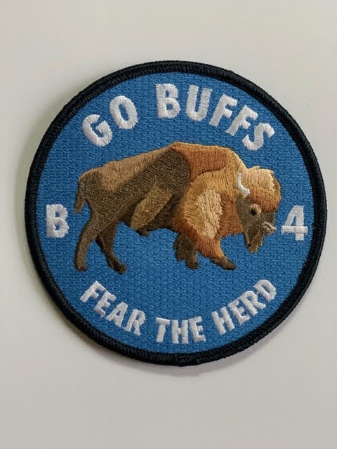 B-4 Company Patch