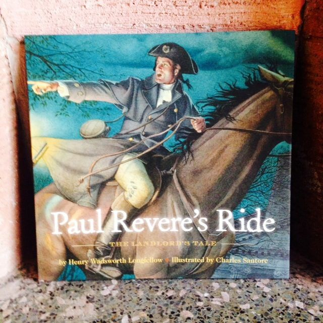 Paul Revere's Ride (Book)