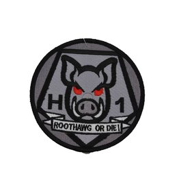 H-1 Company Patch