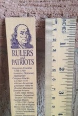 Rulers and Patriots Ruler