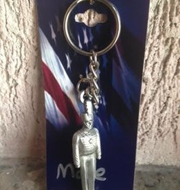 Male Cadet Keychain
