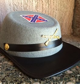 Confederate Enlisted Cap (Kepi/Civil War SOUTH)