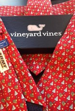Vineyard Vines Tarbucket & Christmas Trees Tie