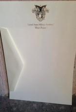 USMA Gold Foil Stationery