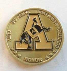 Kicking Mule Challenge Coin