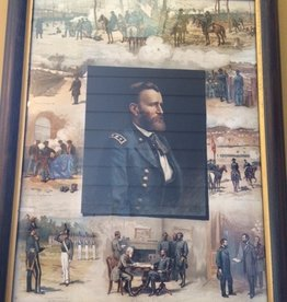 Life of Grant Print (Framed)