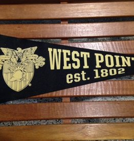 West Point Pennant(9.5 by 24 inches)
