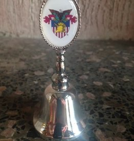 Dinner Bell with USMA Crest