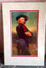 Custer Matted Print ( 8 x 10)