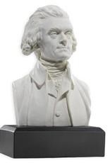 Thomas Jefferson, Houdon Bust, 6 inch