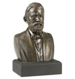 Ulysses S. Grant, Houdon Bust, 6 inch
