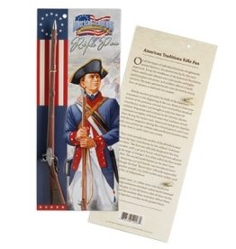 Revolutionary War Rifle Pen