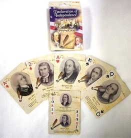 Declaration Playing Card