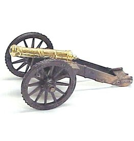 Revolutionary War Cannon