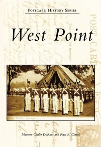 West Point Book (Postcard History Series)
