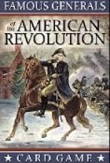 Famous Generals of the American Revolution Card Game