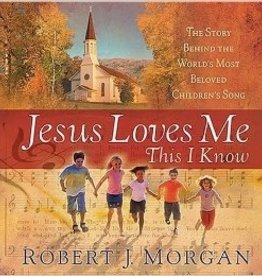 """Jesus Loves Me"" Book"