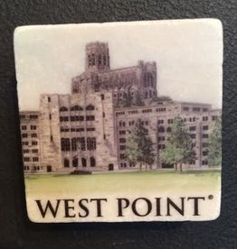 Washington Hall Stone Magnet
