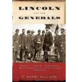 Lincoln and His Generals (Book)