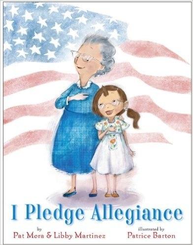I Pledge Allegiance (Children's Book)