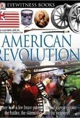 DK Eyewitness Book: American Revolution