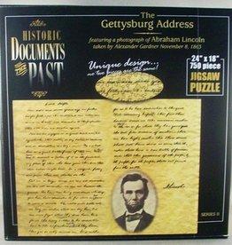 Gettysburg Address Puzzle