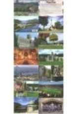 West Point Folded Postcard Book