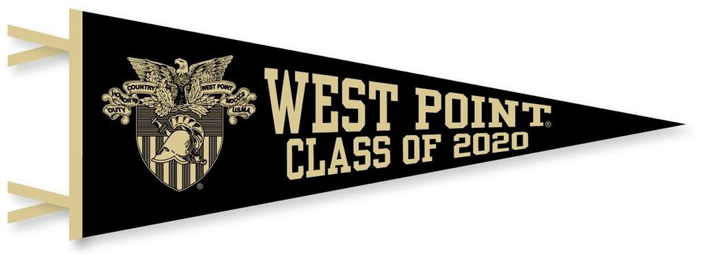Class of 2020 Pennant (9.5 by 24 inches)