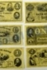 Union State Currency Set