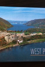 West Point Picture, Aerial View, Magnet