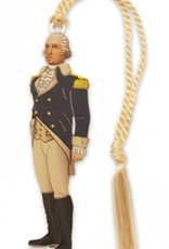 General George Washington Bookmark (D. Howell Co.)