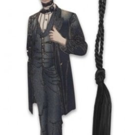 President Abraham Lincoln Bookmark (D. Howell Co.)