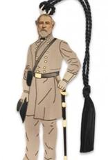 General Robert E. Lee Bookmark (D.Howell Co.)