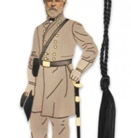General Robert E. Lee Bookmark (D.Howell Co.)