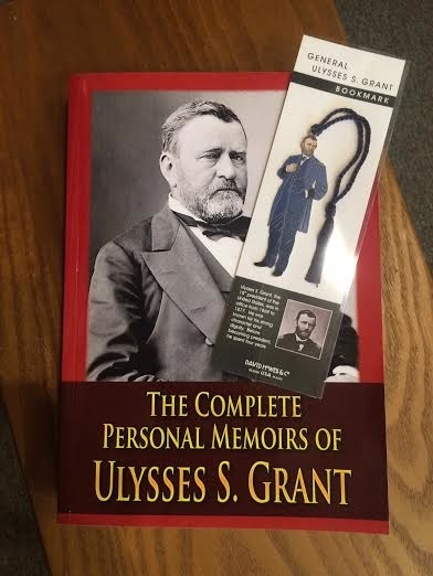 General Ulysses S. Grant Bookmark (D. Howell Co.)