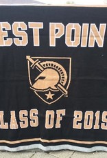 """West Point Class of 2019 Knit Blanket (63"""" x 53"""")"""