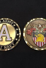 GO ARMY Beat Navy Challenge Coin