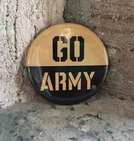 """""""GO ARMY"""" Button"""