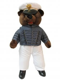 West Point Cadet Teddy Bear (10 Inch)