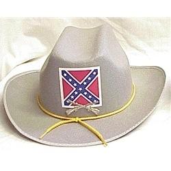 Confederate Officer's Hat (Medium)