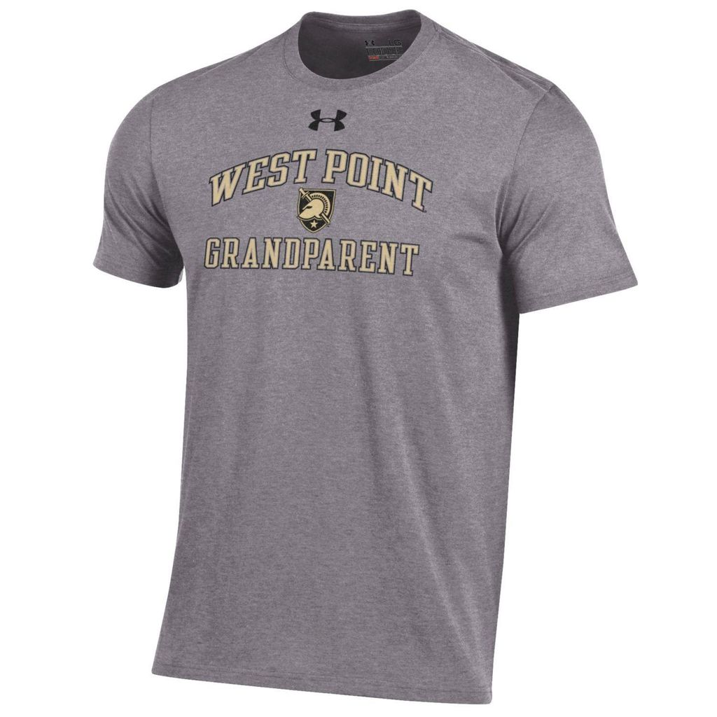 "Under Armour ""GRANDPARENT"" Charged Cotton Tee"