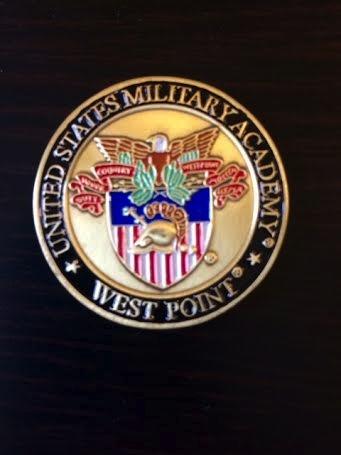 USMA 2019 Crest Coin